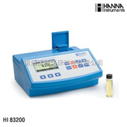 多参数水质快速测定仪