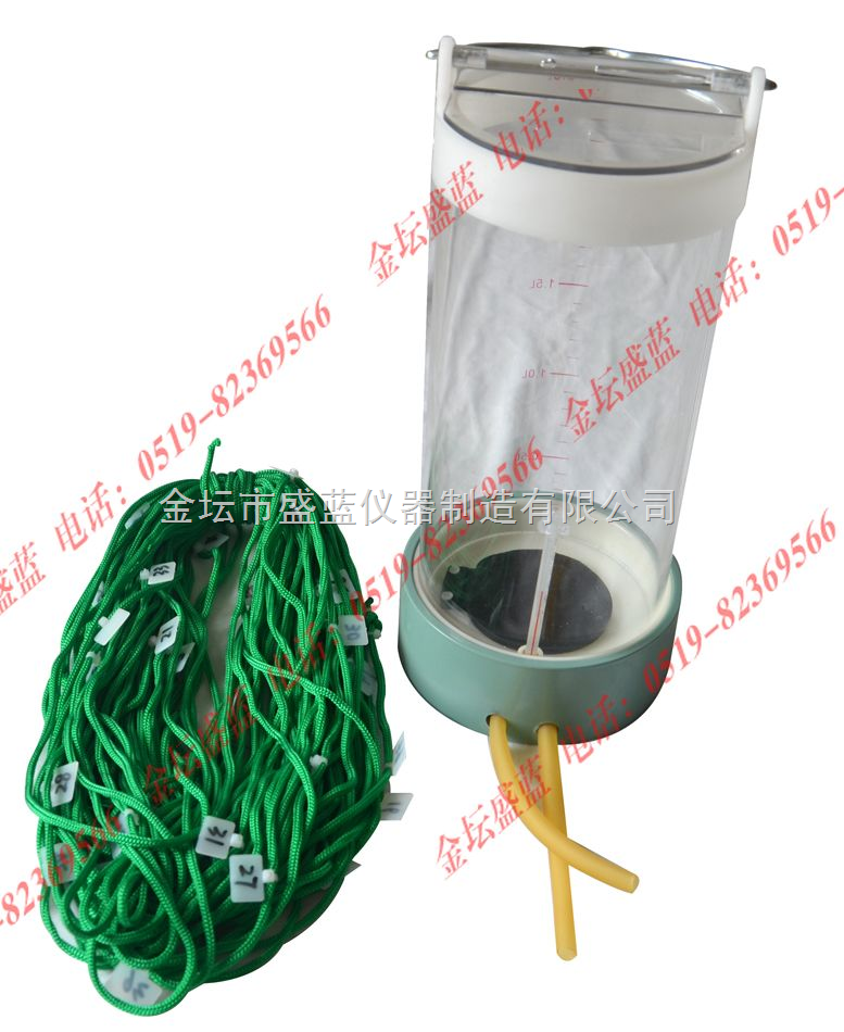 深水采样器(带40米线标)