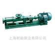 G型污泥螺杆泵/纸浆螺杆泵