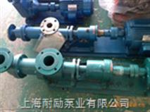 I-1B浓浆泵/螺杆浓浆泵