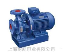上海卧式(ISW型)管道泵|