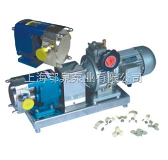 LQ3A不锈钢卫生转子泵