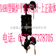 X49H型锅炉平板水位计-上正流体