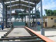 鋼板預處理線_鋼板拋丸除鏽噴漆線_鋼板通過式拋丸清理機