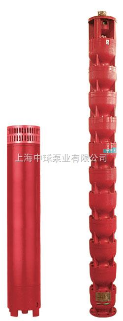 XBD-QJ潜水式潜水泵