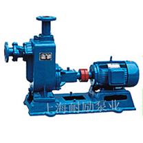 耐励牌自吸污水泵|ZW型自吸式污水泵