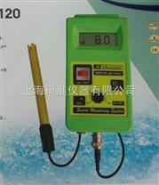 便攜式pH/ORP監控儀SMS122/510/125