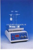 雙顯恒溫加熱磁力攪拌器
