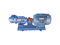 输送高粘度介质的NYP内环式高粘度保温泵