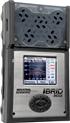 MX6一氧化氮检测仪,便携式多气体检测仪