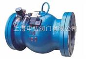 GJ841X电动气动管夹阀