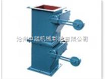 重锤翻板阀分为电动/气动/手动|专业生产手动推杆腭式阀