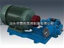 研发、生产基地3000型沥青拌合楼重油泵CE证书经久耐用