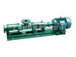 污泥螺杆泵,污水螺杆泵