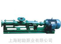高粘度液体专用单螺杆泵,螺杆泵橡胶定子
