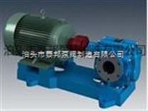 燃油行业知名品牌高温油泵、污油泵制造精致