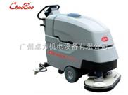 XD760A自动双刷洗地机