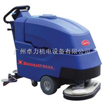 全自動雙刷洗地機